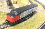 Locomotora Ibertren Alco 1800 de QTQ4149 - foto