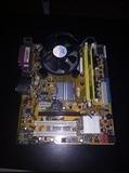 Combo placa base,RAM,procesador - foto