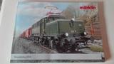 Catalogo trenes Marklin 2014 - foto