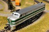 Locomotora Ibertren Alco 1800 de QTQ3198 - foto