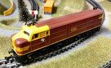 Locomotora Ibertren Alco 1800 de QTQ3261 - foto