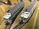 Doble locomotora Ibertren Alco 1 QTQ3356 - foto