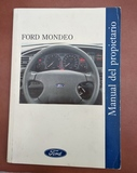 Manual instrucciones Ford mondeo - foto