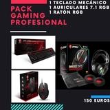 Pack Gaming Profesional - foto