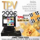 TPV TACTIL  BAR -TIENDA EN JEREZ- - foto