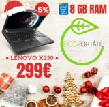 Lenovo modelo x250 profesional - foto