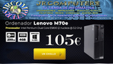 Ordenador lenovo 250gb 4gb - foto