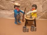 Playmobil Campamento vaquero años 80 - foto