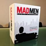 Mad Men (serie completa) Blu-Ray - foto