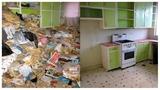 limpiea vaciado de pisos - foto