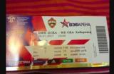 Entrada fútbol CSKA Moscú - foto