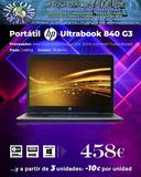 Portatil HP i5 6300 256GB SSD 8GB - foto