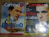 VENDO 2 REVISTAS DE CAMBIO 16 - foto