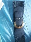 Cinturon azul - foto