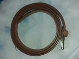 Cinturon marrón - foto