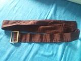 Cinturón granate - foto