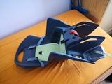 silla portabebe sujección portaequipajes - foto