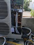montaje aire acondicionad climatización - foto