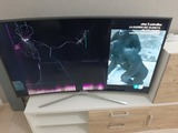 smart tv curve - foto