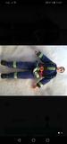 muñeco madelman bombero - foto