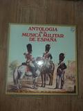 Vendo vinilo música militar española - foto
