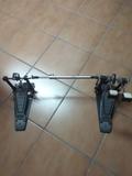 doble pedal bombo pearl - foto