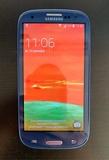 Samsung Galaxy S3, azul, libre - foto