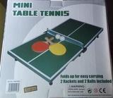 Mini Table TENNIS - foto