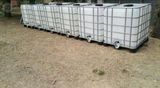 Depósitos, bidones, IBC de 1000 litros - foto