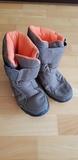 Botas descansos nieve - foto