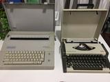 Lote maquinas de escribir - foto