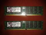 KINGSTON 2x512 MB RAM DDR400 PC3200 - foto