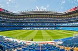 Real Madrid Villarreal centro campo bajo - foto