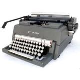 Clásica Olivetti 98 - foto