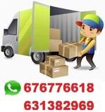 Mudanzas nacionales urgentes 631382969 - foto