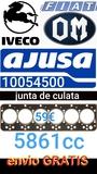 FIAT IVECO 5861cc junta culata AJUSA - foto