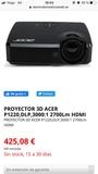 proyector - foto