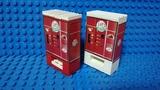 Lego - Máquinas Vending Pepsi, Coca Cola - foto