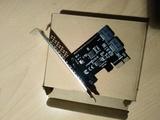Tarjeta PCI Express a SATA 3 - foto