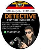 Detective del Ecuador - foto