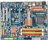 Gigabyte x48-dq6 +cooler+procesador - foto