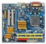 Placa base Gigabyte FSB 1066 GA-945GCMX- - foto