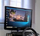 Monitor 3D Samsung 120Hz 22 pulgadas - foto