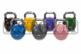 Kettlebells de competicion - foto
