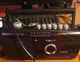 Radio casete Nevir - foto