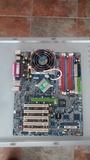 PLACA BASE AMD GIGABYTE + PROCESADOR AMD