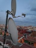 instalador reparador de antenas - foto