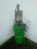 máquina de sacar aceite - foto