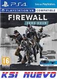 Juego ps4 firewall zero hour - foto