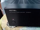 amplificador etapa ROTEL - foto